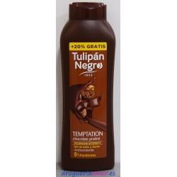 TULIPAN NEGRO Gel Chocolate Temptation 720ml