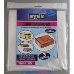 ARGELIO Guardamantas 80x90cm (3 unidades)
