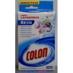 COLON Limpia Lavadoras 250ml