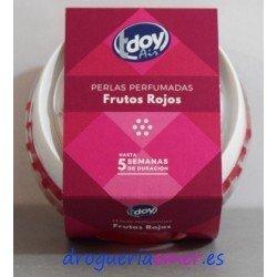 TDOY Ambientador Perlas Perfumadas Frutos Rojos