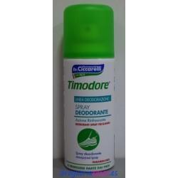 TIMODORE Desodorante Spray Pies 150ml