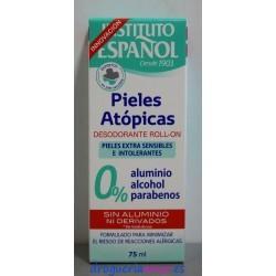 INSTITUTO ESPAÑOL -Pieles Atópicas- RollOn 75ml