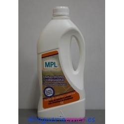 MPL Quitacementos y Limpiajuntas Botella 1 litro
