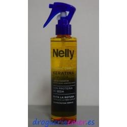 NELLY Keratina Liquida Sin Aclarado Pulv. 200ml