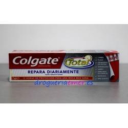 COLGATE TOTAL Repara Diariamente Dentífrico Tubo 75ml