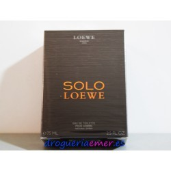 SOLO LOEWE Loewe Perfume 75vp
