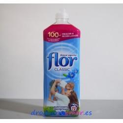 FLOR Classic Suavizante Concentrado 72 Lv