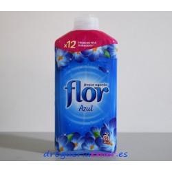 FLOR Azul Suavizante Concentrado 50 Lv