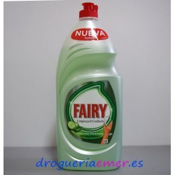 FAIRY Vajillas Aloe vera y Pepino Ultra concentrado 1015ml