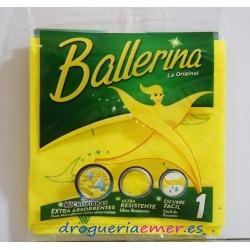 BALLERINA Bayeta Amarilla