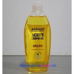 AGRADO Aceite Corporal Argán 300ml