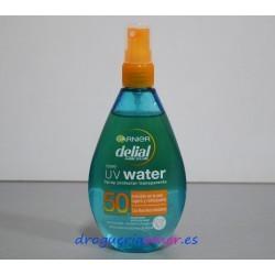 DELIAL GARNIER Protector Transparente Spray (F.Protección 50) 150ml