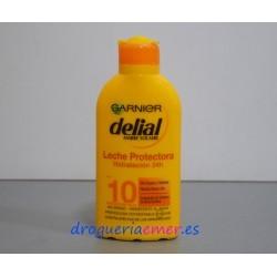 DELIAL GARNIER Leche Protectora Hidratante (F.Protección 10) 200ml