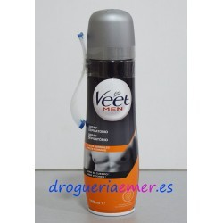 VEET Men Spray Depilatorio Corporal (Pieles Normales) 150ml