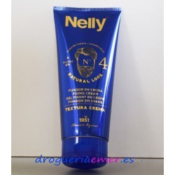 NELLY Gel Fijador en Crema Natural Look 200ml