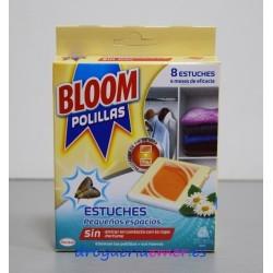 BLOOM Polillas Estuche Pequeños Espacios (8 unidades)