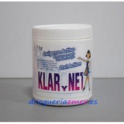 KLARyNET Oxi Action Ropa Blanca 1Kg