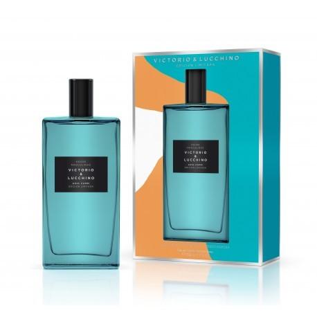 VICTORIO & LUCCHINO Aguas Masculinas Azul Capri 150vp
