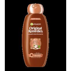 ORIGINAL REMEDIES GARNIER Champú Aceite de Coco 300ml
