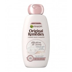 ORIGINAL REMEDIES GARNIER Champú Délicatesse de Avena 300ml