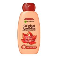 ORIGINAL REMEDIES GARNIER Champú Remedio de Arce 300ml