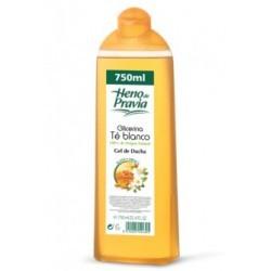 HENO DE PRAVIA Gel Glicerina y Té blanco 650ml