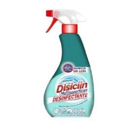 DISICLIN Limpiador Multisuperficies Desinfectante Pistola 750ml