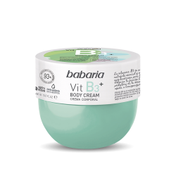 BABARIA Body Cream Vitamina B3+ 400ml