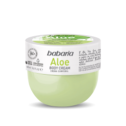 BABARIA Body Cream Vitamina Aloe 400ml