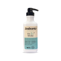 BABARIA Body Milk B3+ 500ml Dosificador