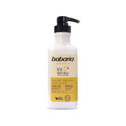 BABARIA Body Milk C+ 500ml Dosificador