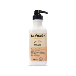 BABARIA Body Milk E+ 500ml Dosificador