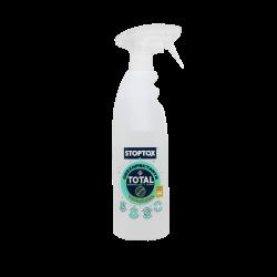 STOPTOX Desinfectante Virucida Liquido Pulv. 750 ml.