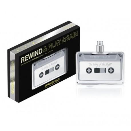 SPRINGFIELD Rewind & Play Again (Black) 100ml