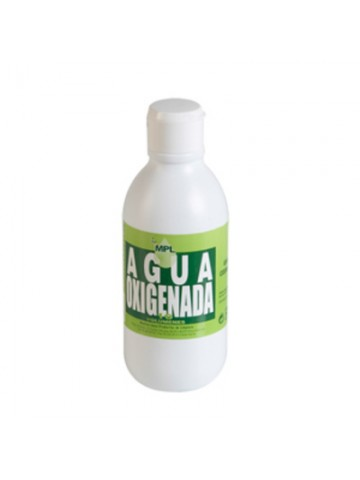 Agua Oxigenada Botella 250ml