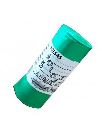 LENA'S Bolsas basura verdes...