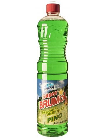 BRUMOL Fregasuelos Pino 1000ml
