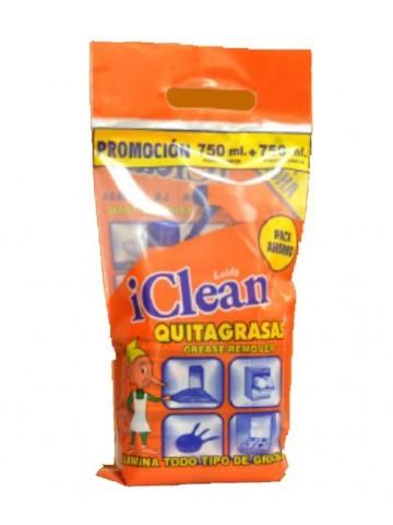 ICLEAN Quitagrasas Pistola...