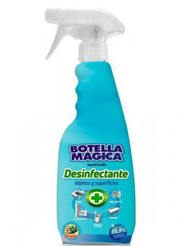 BOTELLA MAGICA Limpiador...