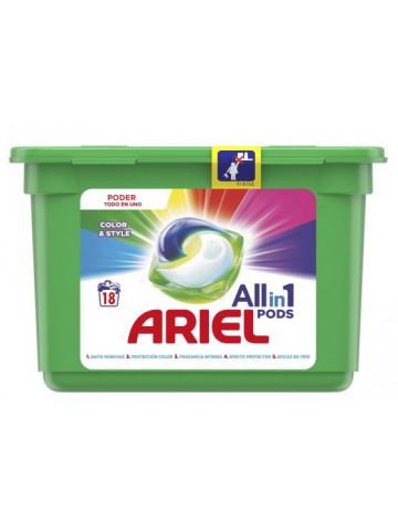 ARIEL All in 1 Color &...