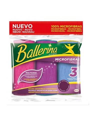 BALLERINA Bayetas...