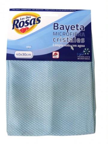 LAS DOS ROSAS Bayeta...