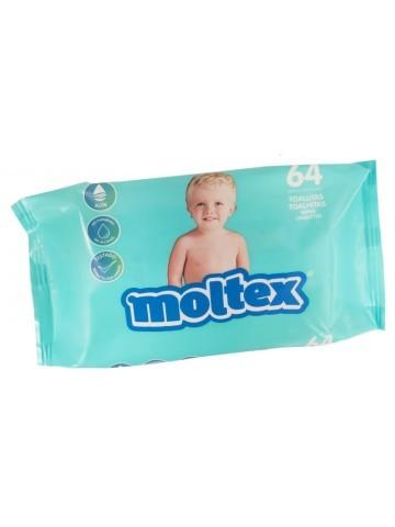 MOLTEX Toallitas 64 Unidades