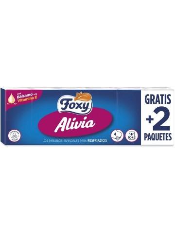 FOXY Alivia Pañuelos 10 + 2...