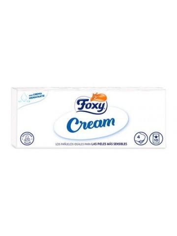 FOXY Cream Pañuelos 10...