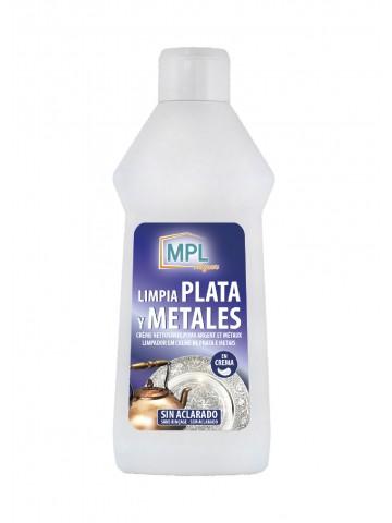 MPL Limpia Plata y Metales...