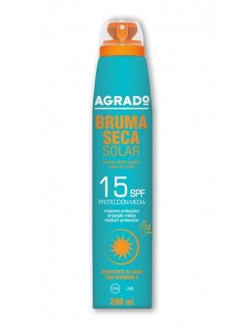 AGRADO Bruma Seca Solar 15...