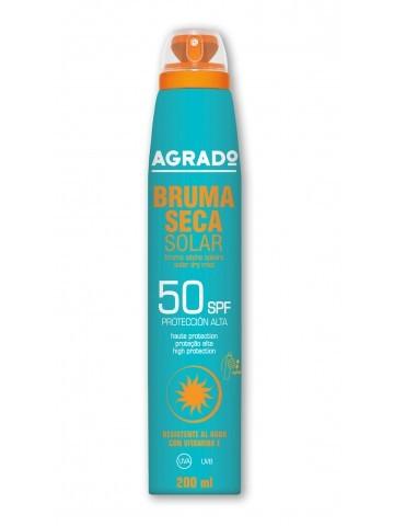 AGRADO Bruma Seca Solar 50...
