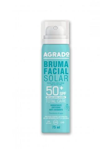 AGRADO Bruma Facial Solar...