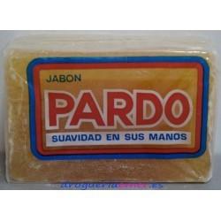 PARDO Jabón Pastilla 300grs